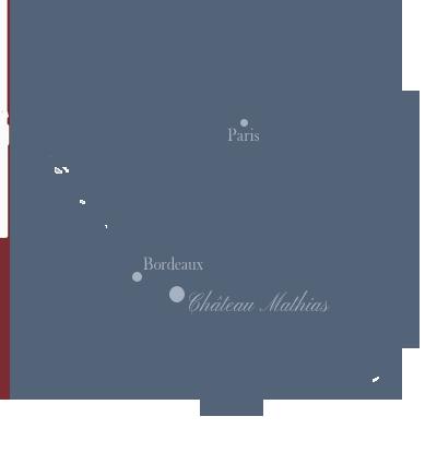 Château Mathias, chambres d'hôtes Marmande
